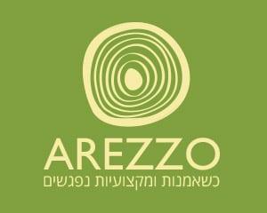 עיצוב לוגו לנגריה Arezzo